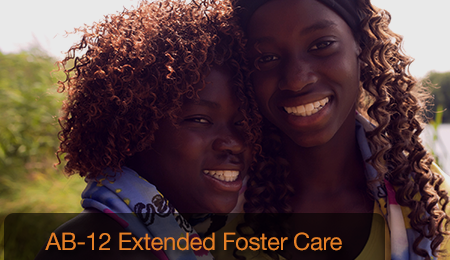 AB-12 Extended Foster Care
